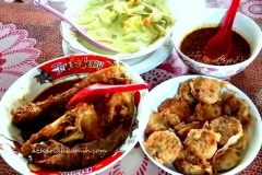 The simple  but delicious dishes for Eid al-Adha